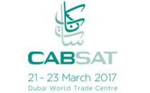 APRIL 2017 - STUDIOTECH AT CABSAT DUBAI 2017