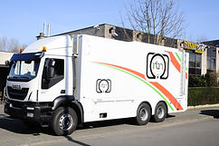 MAY 2020 STUDIOTECH BELGIUM SUPPLIES A 10 CAMERA HD PRODUCTION TRUCK FOR THE REPUBLIC OF NIGER