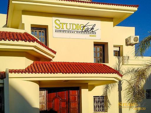 AUGUST 2017 - STUDIOTECH MAROC HAS RELOCATED TO HAY RYAD