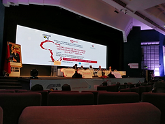 MARCH 2019 - MOROCCO: 12th GENERAL ASSEMBLY OF THE AFRICAN UNION OF BROADCASTING (AUB) AT WHICH STUDIOTECH BELGIUM WAS AN EXHIBITOR