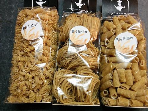 Pâtes Artisanales au blé entier