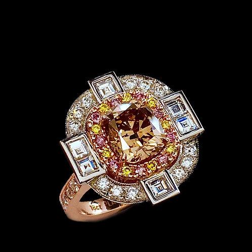 Lis Argyle Diamond Ring