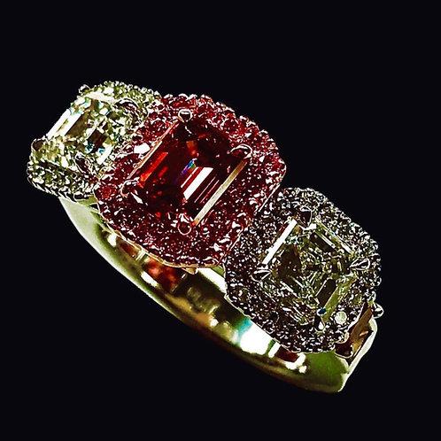 Argyle Aria Diamond Ring