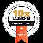 Mariann Roberts Copyhackers Launches