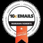 Copyhackers Emails Mariann Roberts Copyw