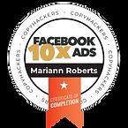 Mariann Roberts Facebook Ads Copyhackers