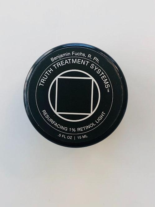 Resurfacing 1% Retinol Light