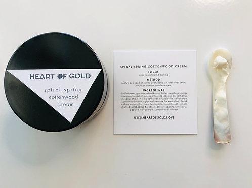 Spiral Spring Cottonwood Cream