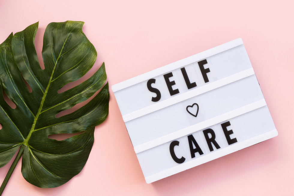 What Are Some Self-Care Practices?