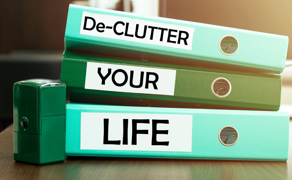 Is Clutter Impacting My Well-Being?