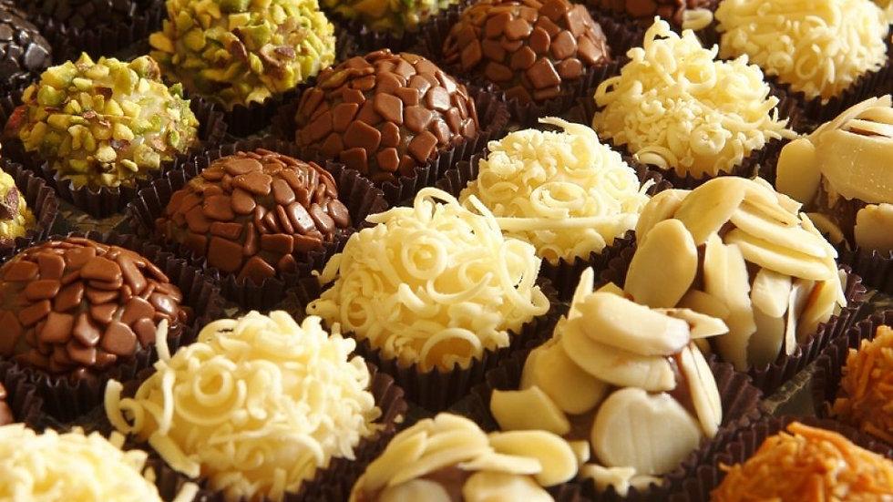 BRIGADEIRO - CHOCOLATE BALLS