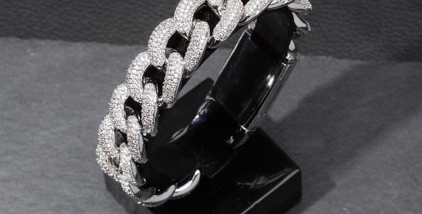 """Bracelet """"20 MM CUBAN LINK ULTRA V2"""""""