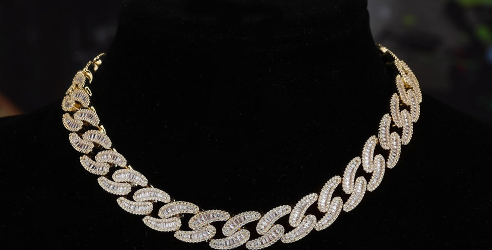 "Chaine ""14MM CUBAN LINK TOKYO"""