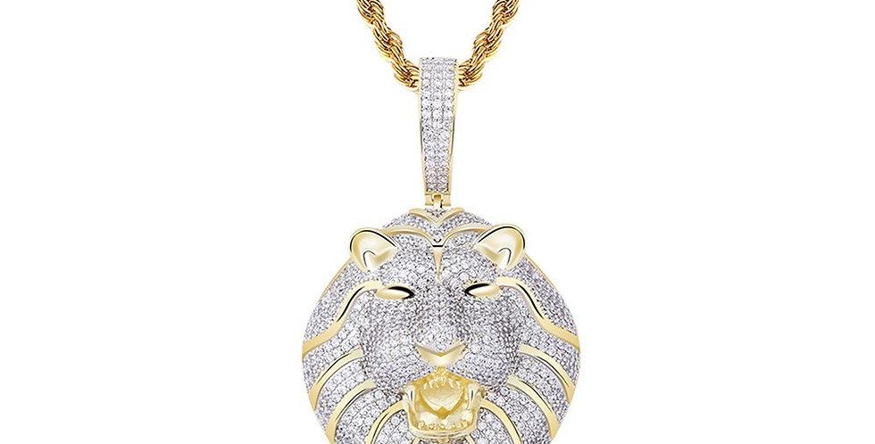 "Pendentif ""LION"""