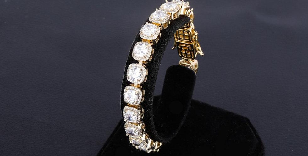 "Bracelet ""BRICK DIAMOND"""