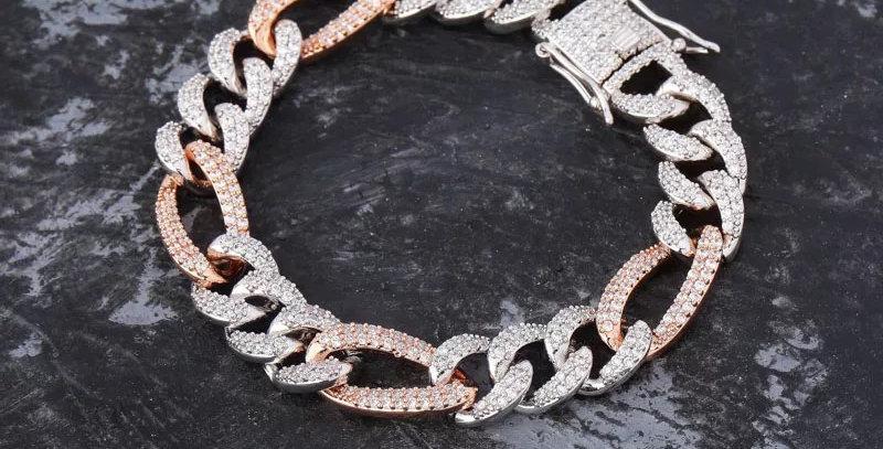 "Bracelet ""FIGARO"""