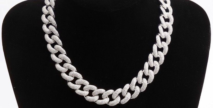 "Chaine ""20 MM CUBAN LINK ULTRA V2"""