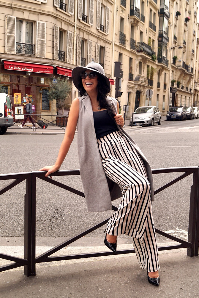 STRIPES TREND: why it's the best matching print ever?