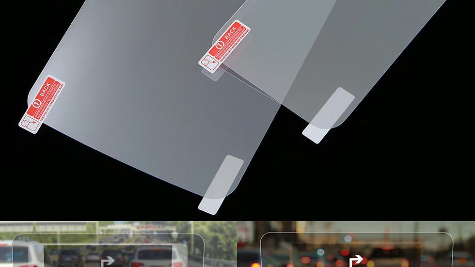 Светоотражающая пленка для HUD проектора на лобовое стекло