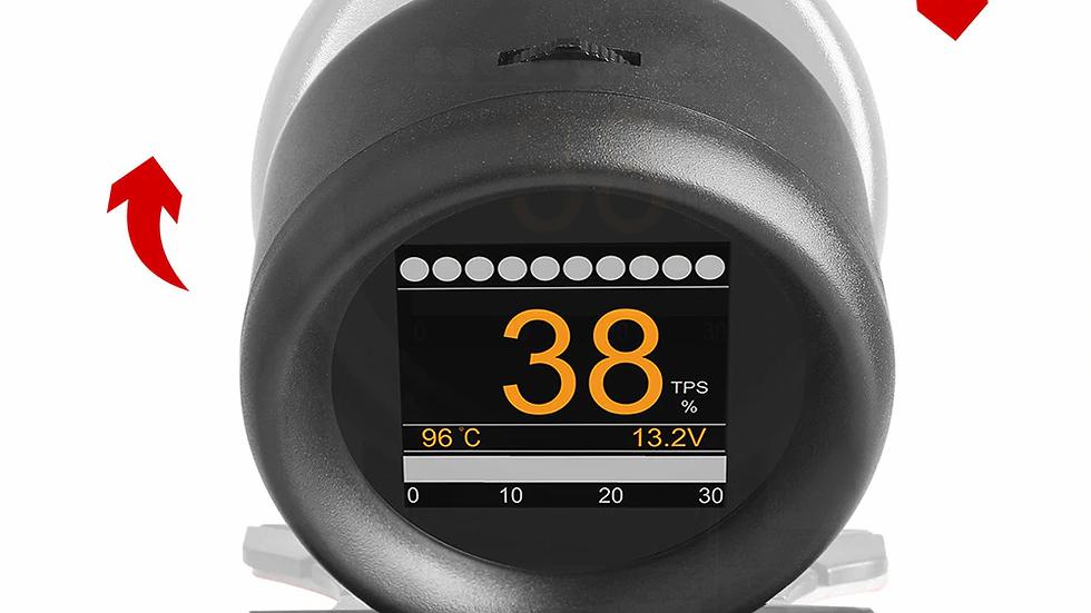 Проекционный дисплей Autool X60 OBD 2 HUD