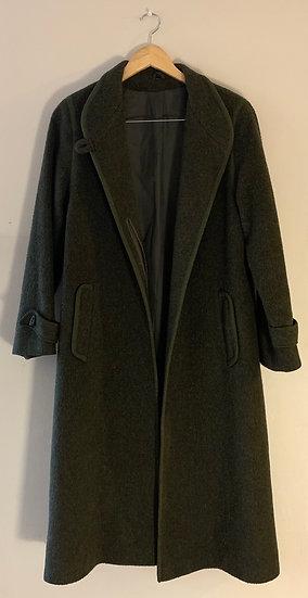 Vintage 70's Long Wool Coat