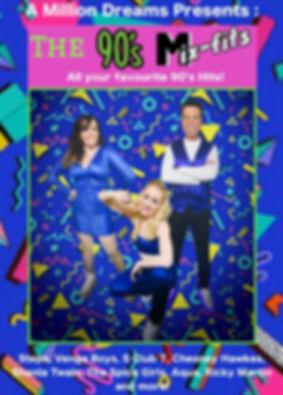 A Million Dreams 90's Mix-Fits Show