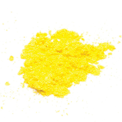 MICA POWDER - YELLOW