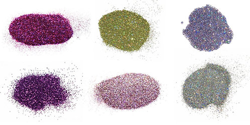 SUPER CHARGED HOLOGRAPHIC COLLECTION x 6