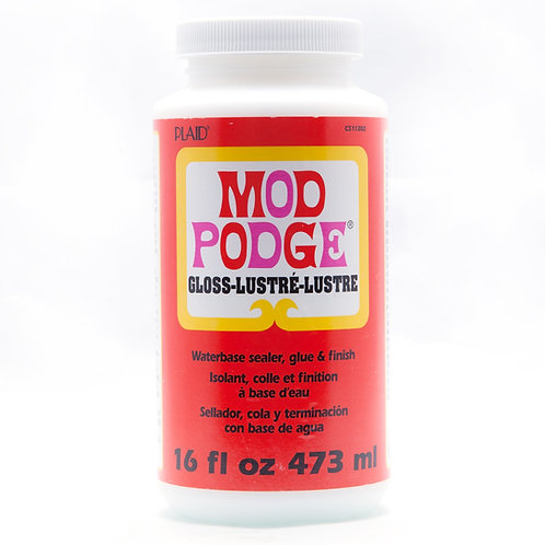 MOD PODGE ADHESIVE/GLUE - GLOSS FINISH
