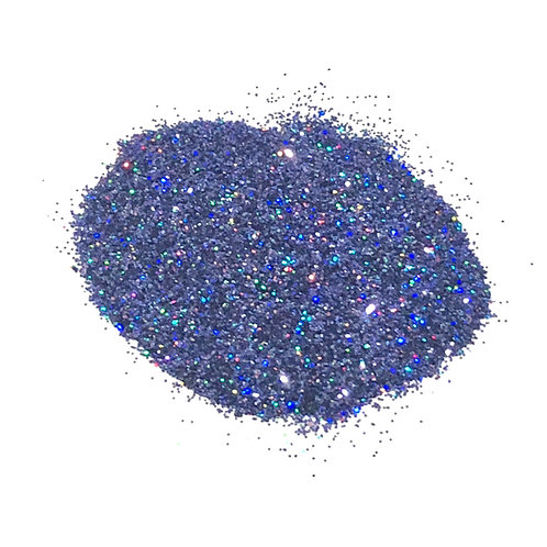 SUPER CHARGED HOLOGRAPHIC - SAPPHIRE