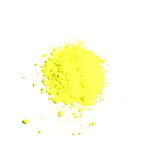 MICA POWDER - NEON YELLOW