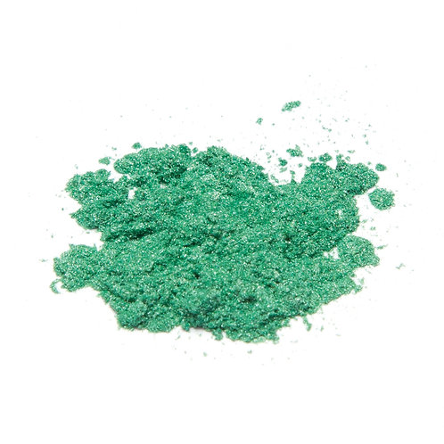 MICA POWDER - JADE GREEN