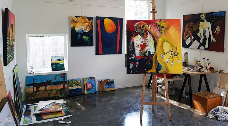 Dragonfly Studio, Tewantin is open at last