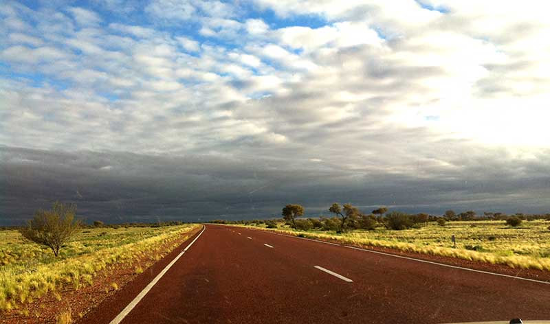 Stuart Highway, Northern Territory