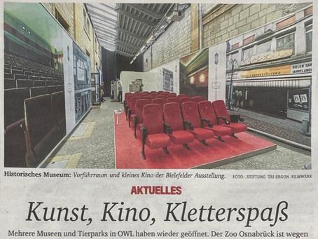 Kunst, Kino, Kletterspaß