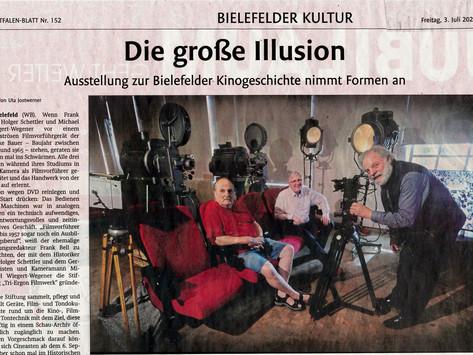 Die Grosse Illusion | Westfalen Blatt