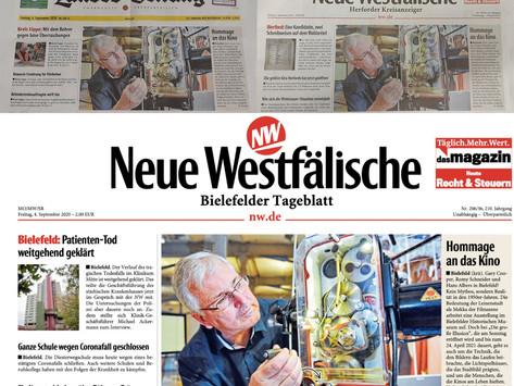 Vom Zauber der Filmtheater | Neue Westfälische/Lippische Landeszeitung