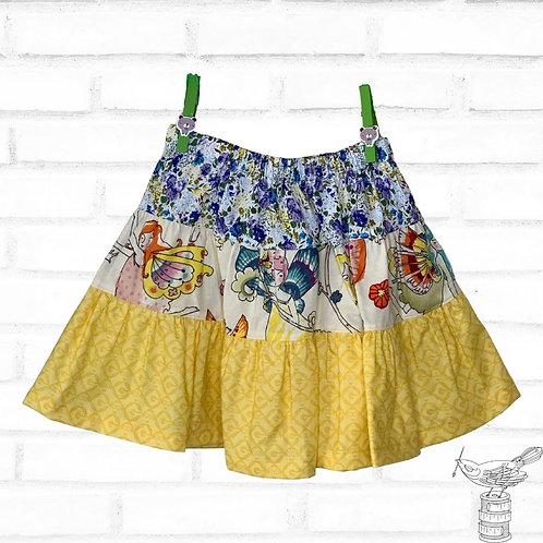 Tiered Twirly Skirt - Size 6