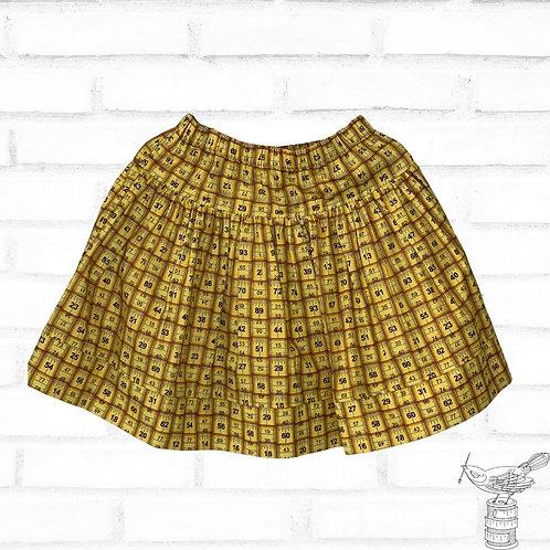 Tiered Twirly Skirt - Size 5
