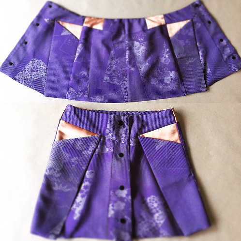 Sew Sustainable Kimono Origami Skirt