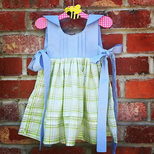 Sew Sustainable Pinafore