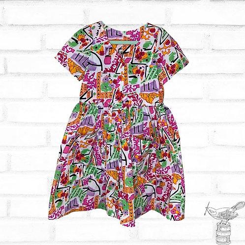 Sophia Dress - Size 6