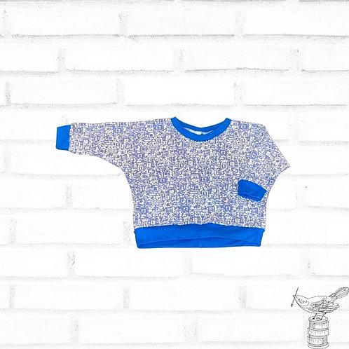 Brooklyn Sweatshirt - Size 6-9 months