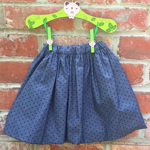 Bubble Skirt Polkadot