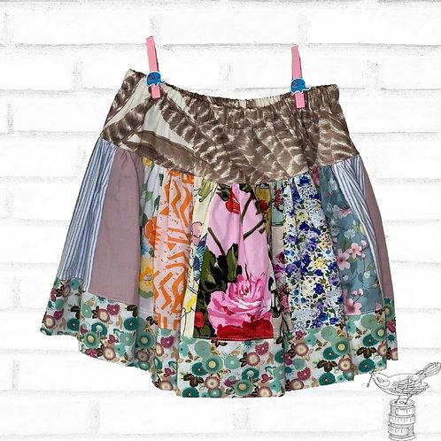 Scrappy Twirly Skirt - Size 10