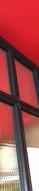 Verriere epoxy noir