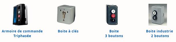Commandes_pour_rideaux_et_grilles_métal