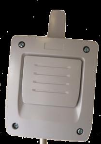 Commande radio à émetteurs pour rideau métallique