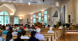 Mass at Christ the King