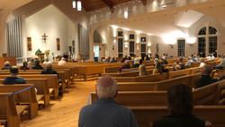evening mass